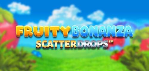 Fruity Bonanza Scatter Drops Slot Banner