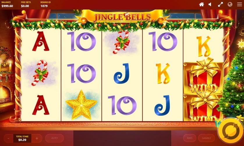 Jingle Bells Slot Reels