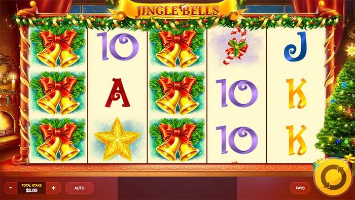 Jingle Bells Slots Win