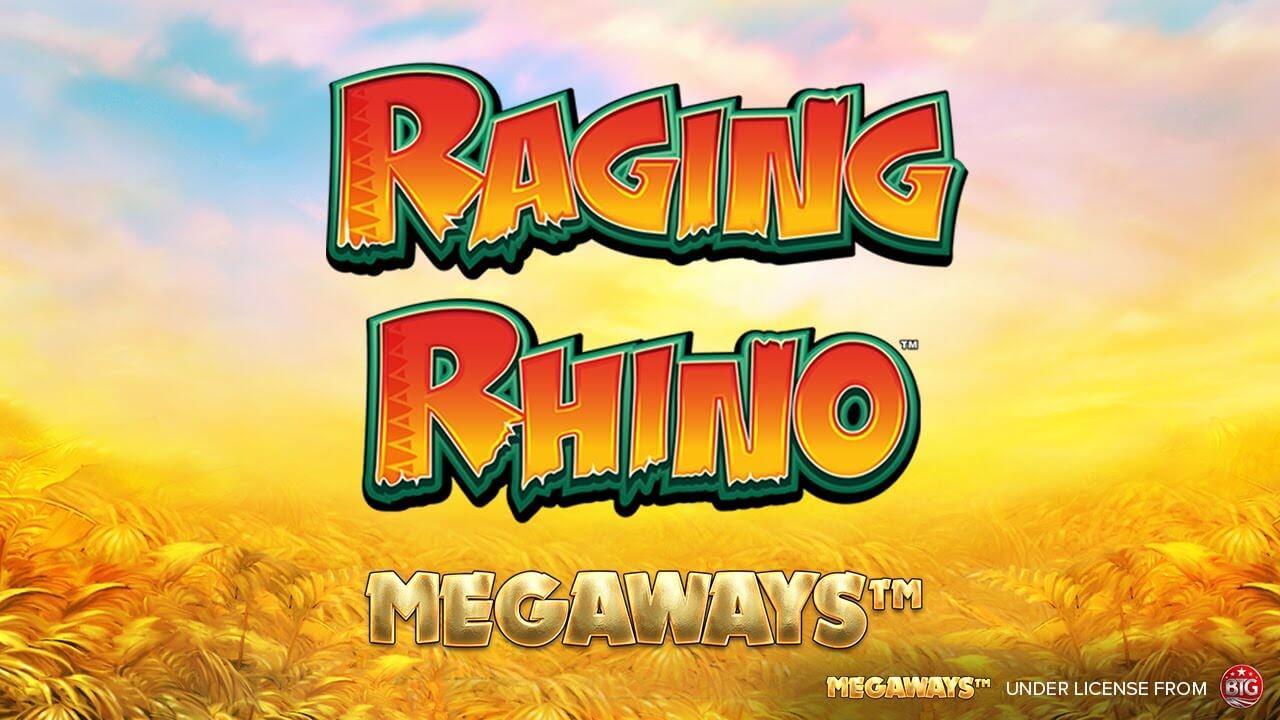 Raging Rhino Megaways Review