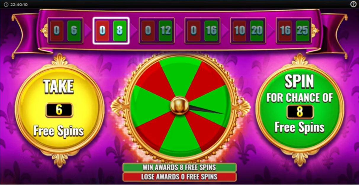 Reel King Mega Slot Bonus Feature