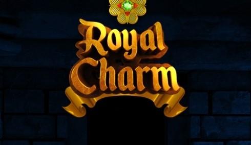 Royal Charm Slot Logo Bonanza Slots