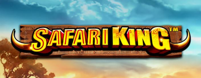 Safari King Slot Logo Bonanza Slots