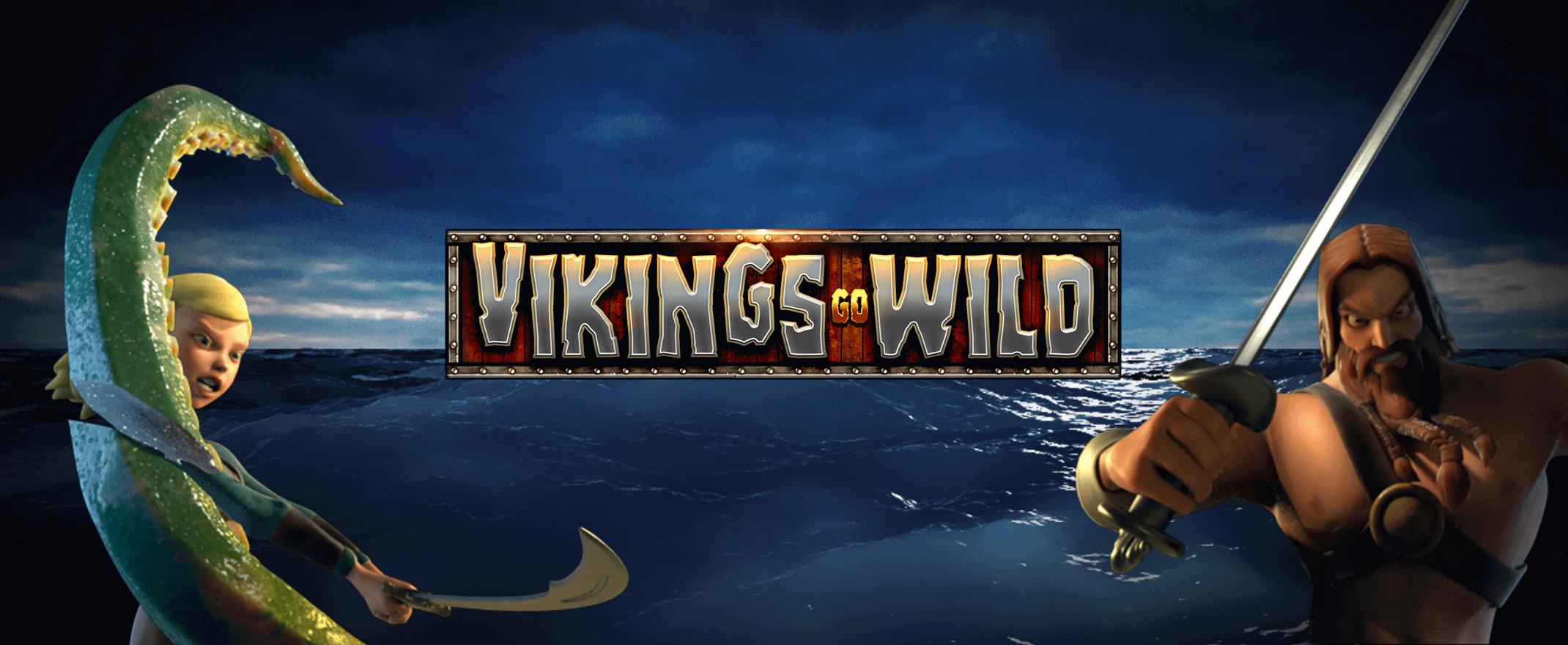 Vikings Go Wild Review