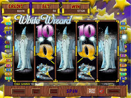 White Wizard Slot Gameplay