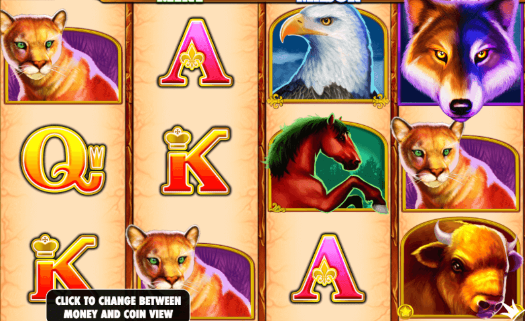 Wolf Gold Slot Gameplay