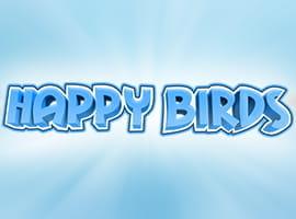 Happy Birds Slot Logo Bonanza Slots