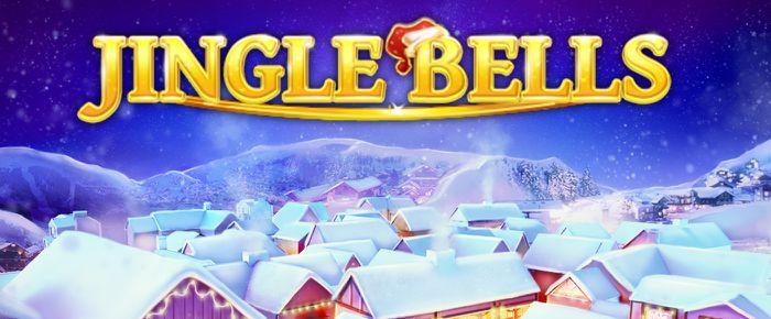 Jingle Bells Slot Logo Bonanza Slot