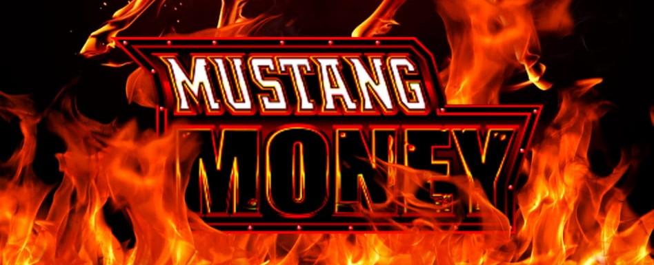 Mustang Money Slot Logo Bonanza Slots