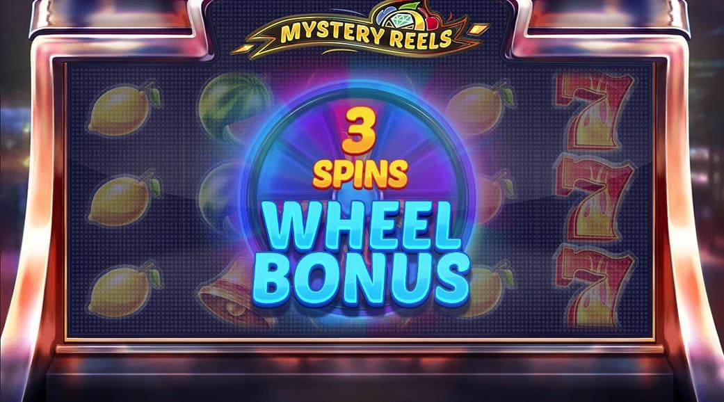 Mystery Reels Slots Bonus