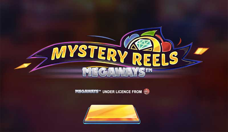 Mystery Reels Slot Logo Bonanza Slots
