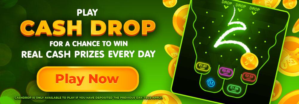 cashdrop offer - Bonanza Slots