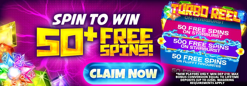 50-free-spins Bonanza Slots